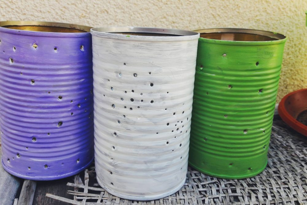 homemade tin lantern diy guide