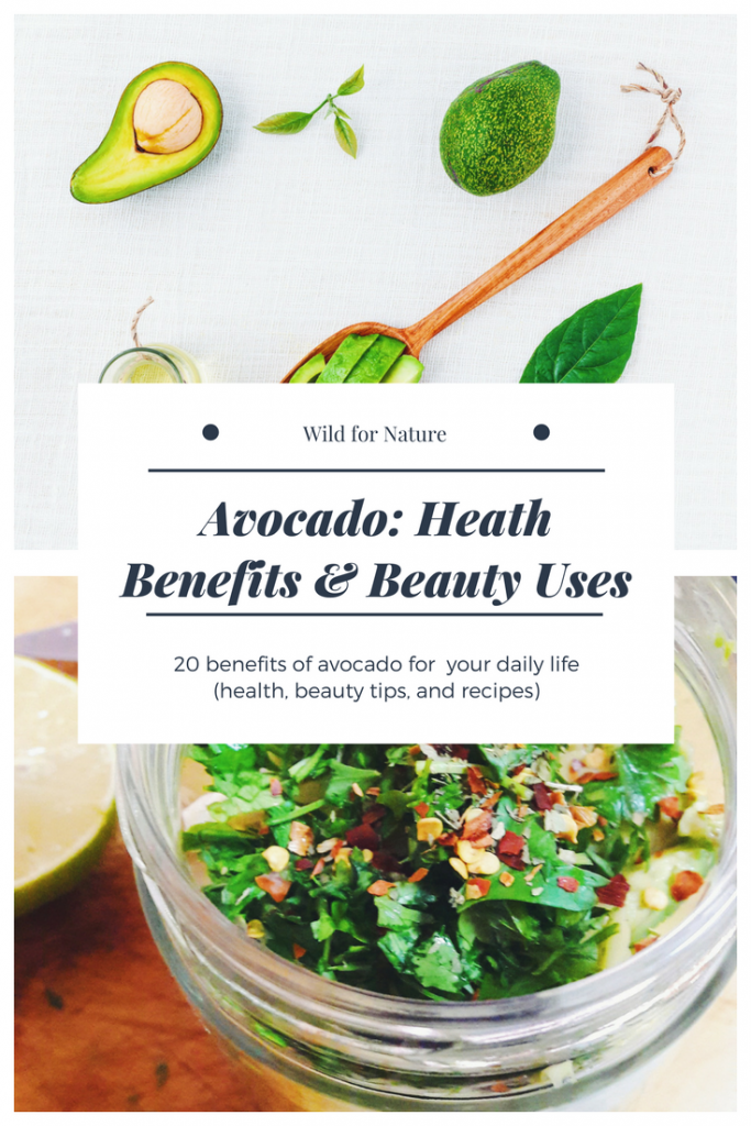 avocado beauty uses and health benefits