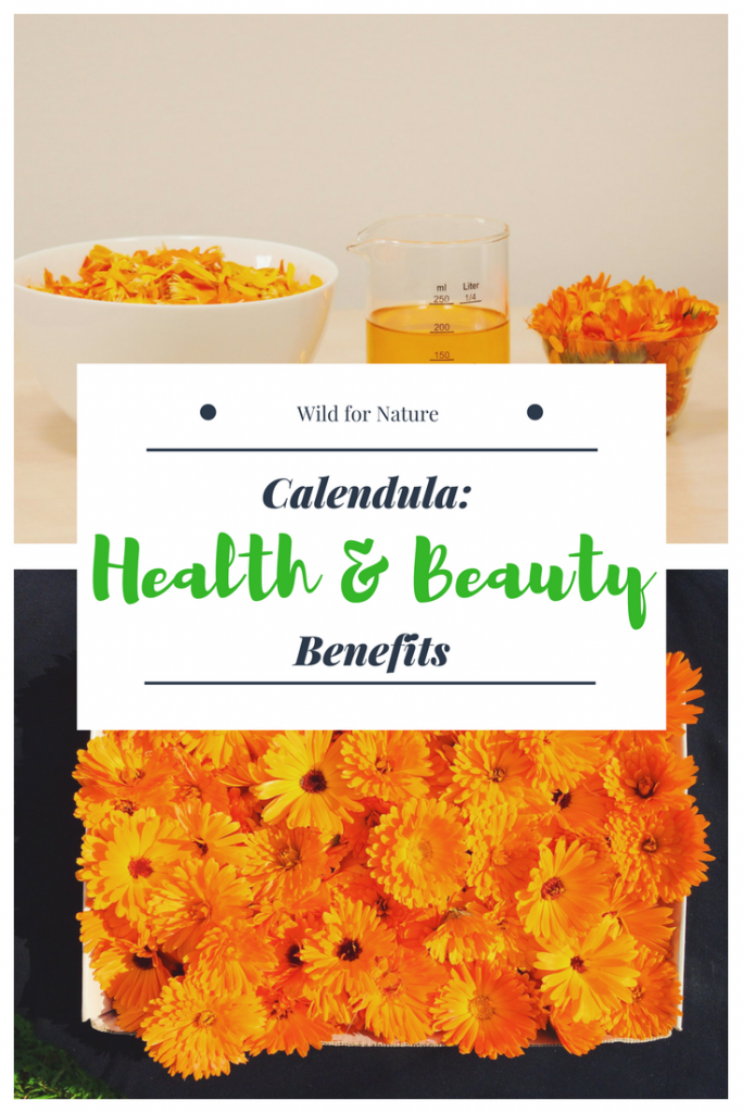 calendula health and beauty benefits