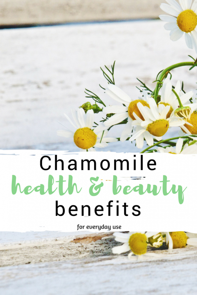 chamomile benefits for hair, skin and health