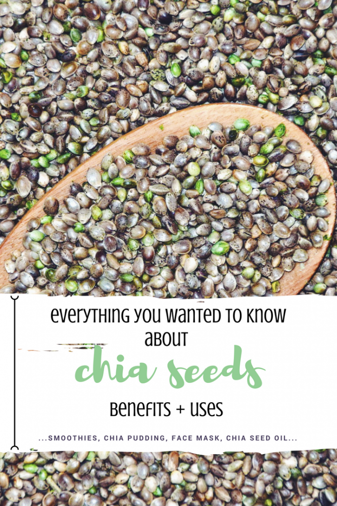 chia seed benefits and uses, chia seed oil