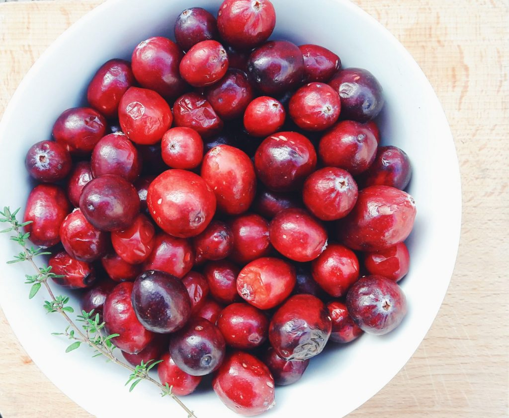 cranberry health benefits and uses