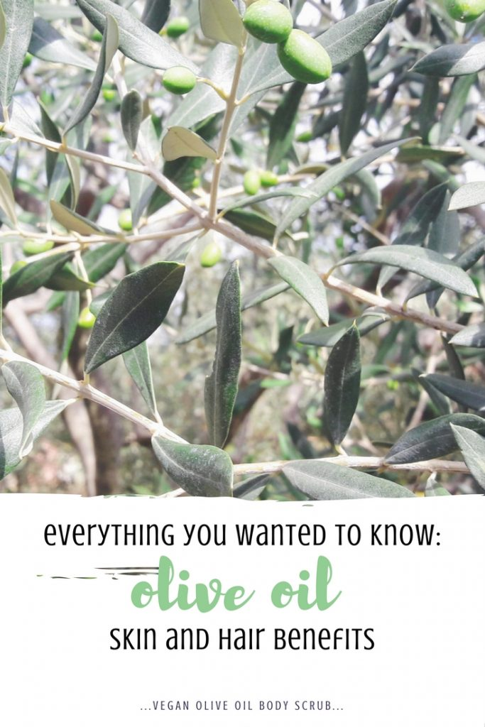 everything you wanted to know about olive oil skin and hair benefits