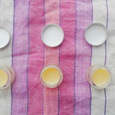 A simple DIY my first vegan homemade lip balm