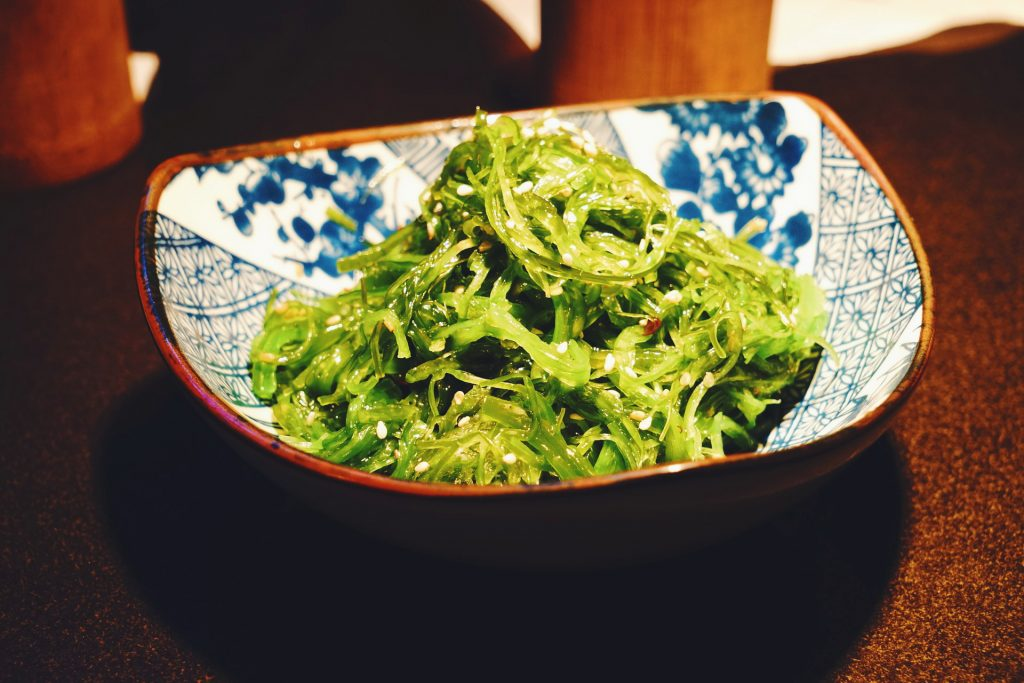 seaweed health benefits, seaweed skin benefits