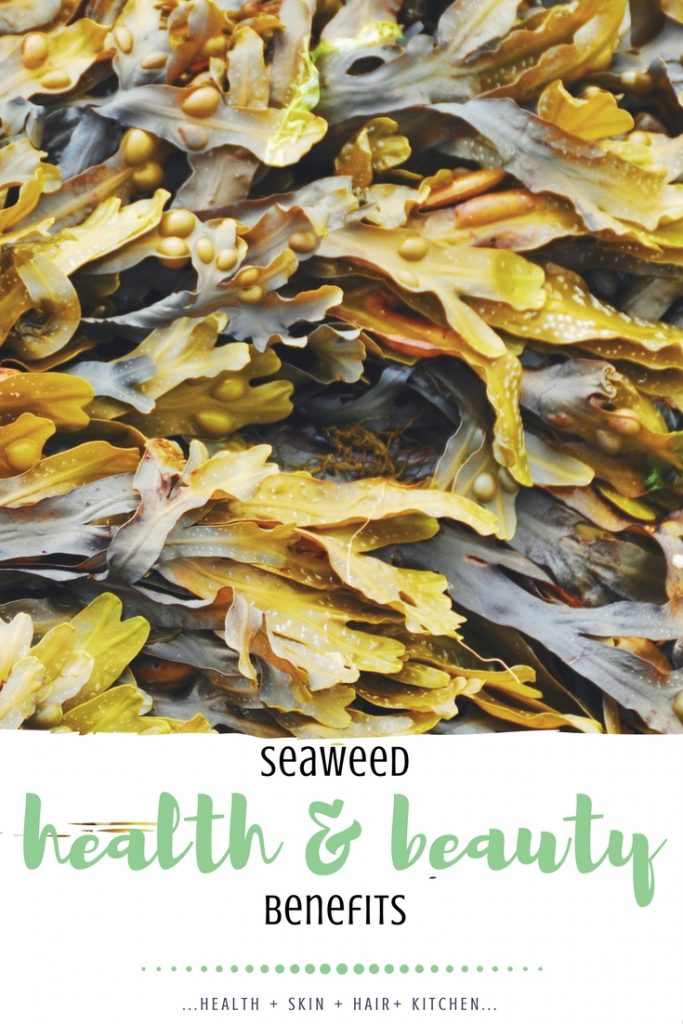 seaweed health benefits and uses, seaweed skin benefits