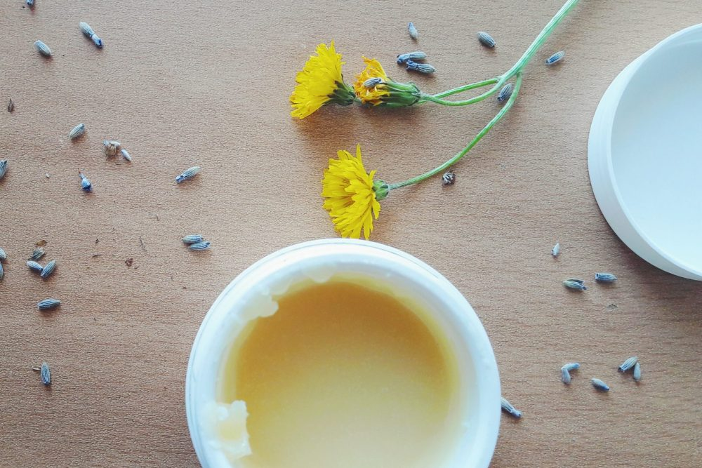 homemade deodorant without beeswax