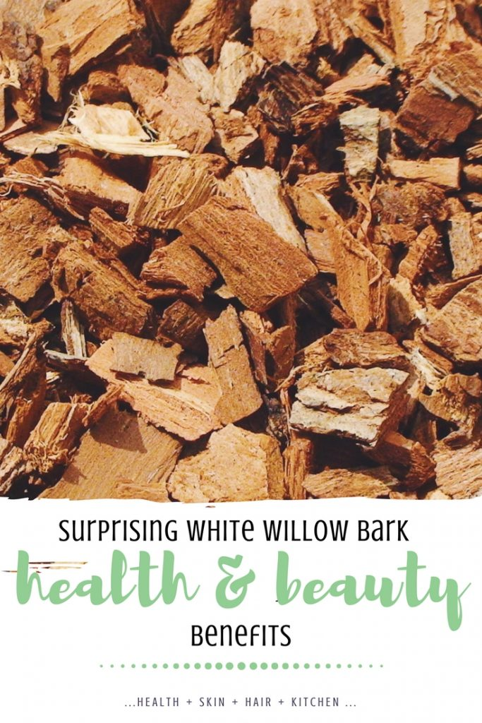 white willow bark health and skin benefits