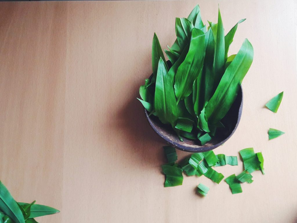 wild garlic health benefits
