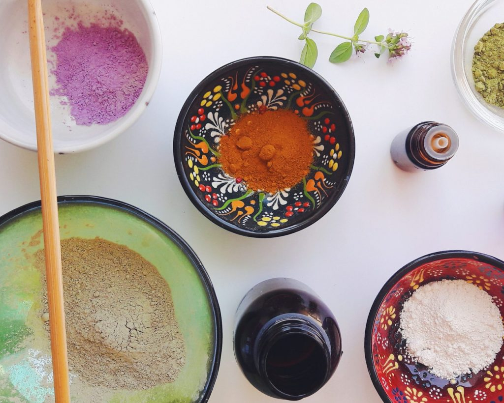 bentonite clay face mask recipes