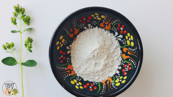 white kaolin clay skin benefits