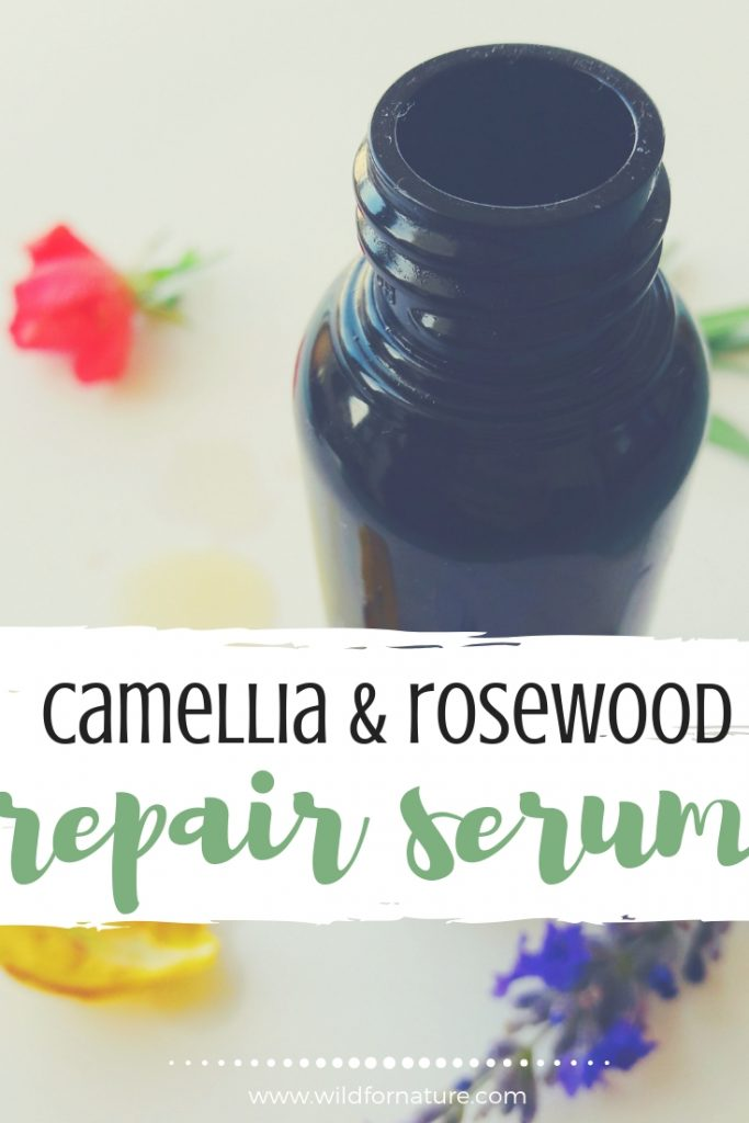 vegan DIY serum for dry skin (2)