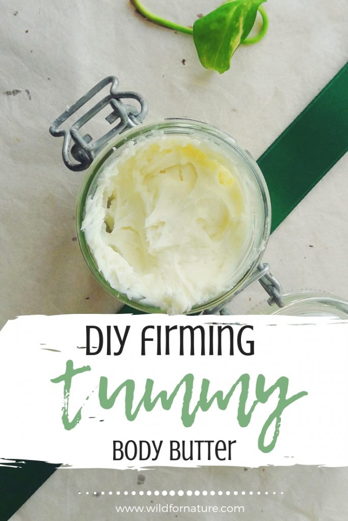 Patchouli DIY Skin Firming Cream For Body