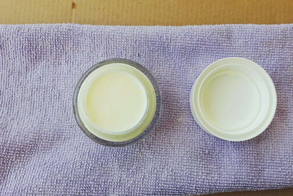 a guide to homemade lotion