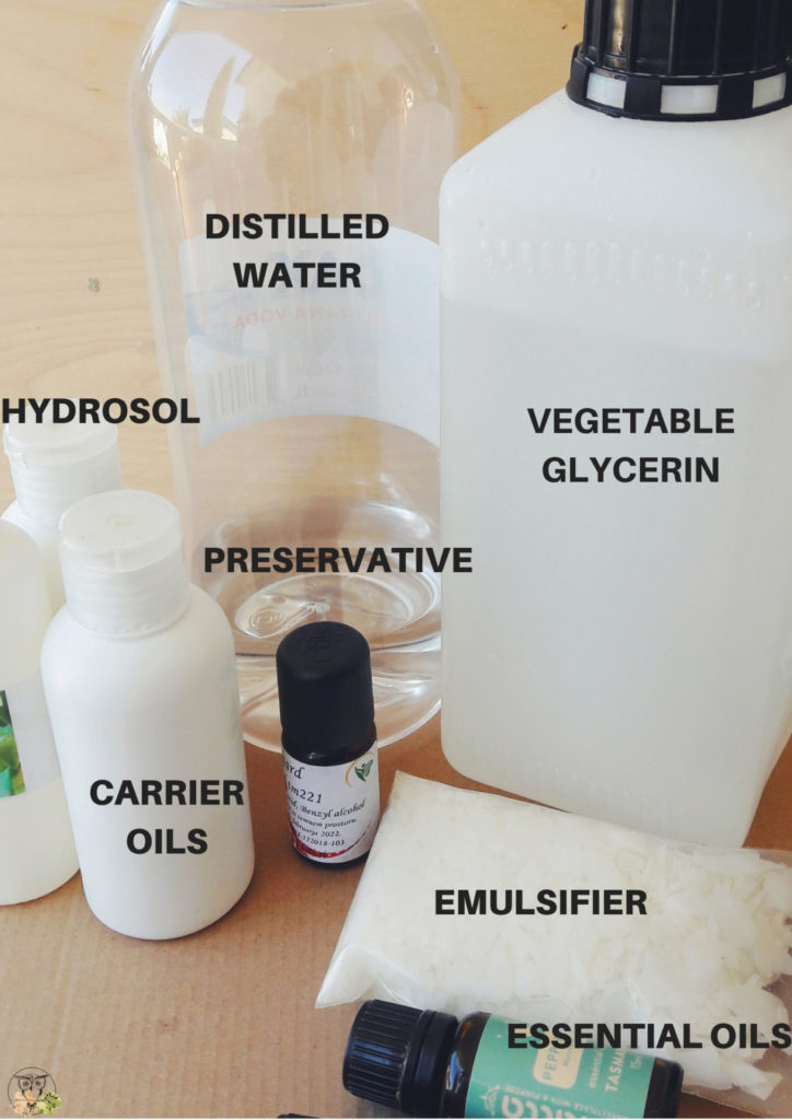 what ingredients are in lotion DIY (1)
