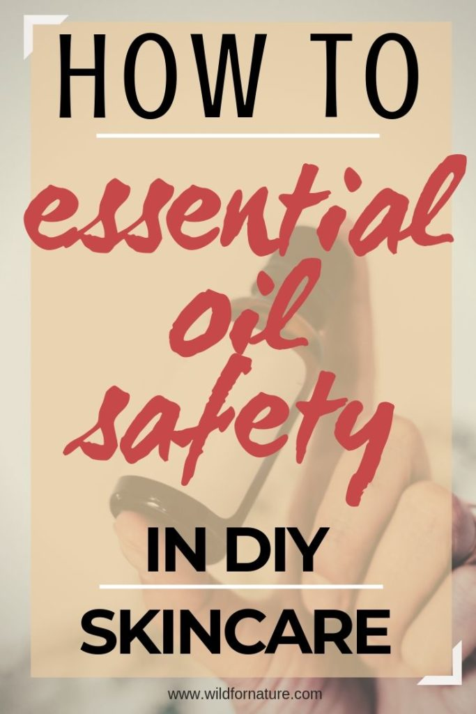 mix essential oils with carrier oils