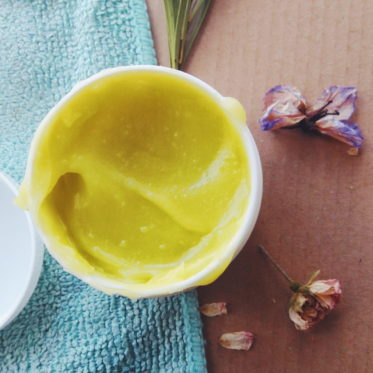 hemp chamomile emulsified cleansing balm